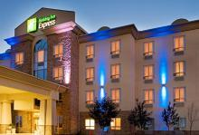 Holiday Inn Express - Hotels/Accommodations - 10226 117 Ave, Grande Prairie, AB, T8V 7S5