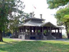 Rockcliffe Park Pavilion - Ceremony - Rockcliffe Park Parkway, Ottawa, Ontario, Canada