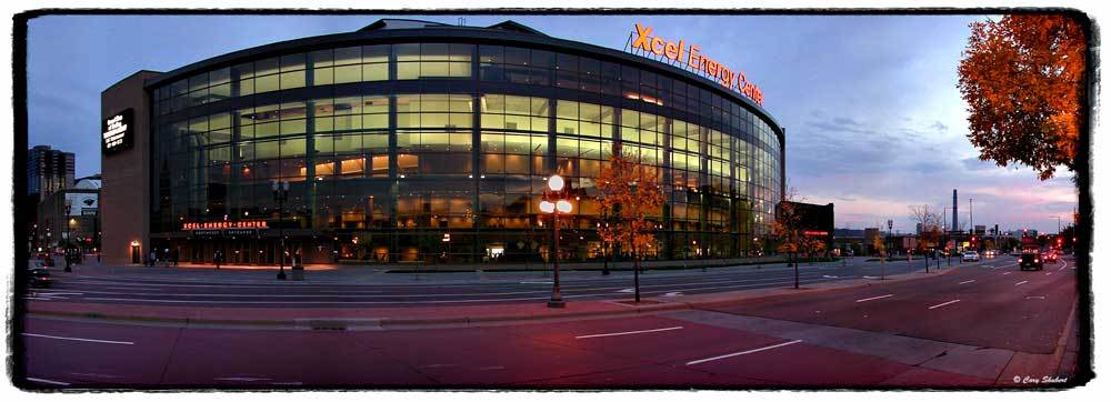 Xcel Energy Center - Attractions/Entertainment - 174 Kellogg Blvd W, St Paul, MN, United States