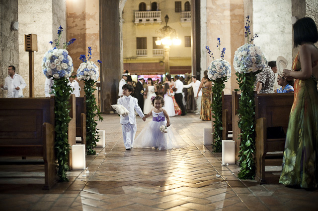Iglesia Santo Domingo - Ceremony Sites - Cartagena, Bolivar, Colombia