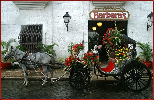 Barbara's Restaurant - Reception Sites - General Luna Street Plaza San Luis Complex, Manila, Philippines