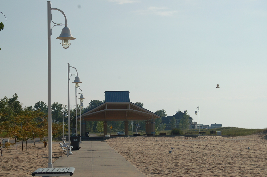Jean Klock Park Beach - Ceremony Sites - Jean Klock Blvd, Benton Harbor, MI