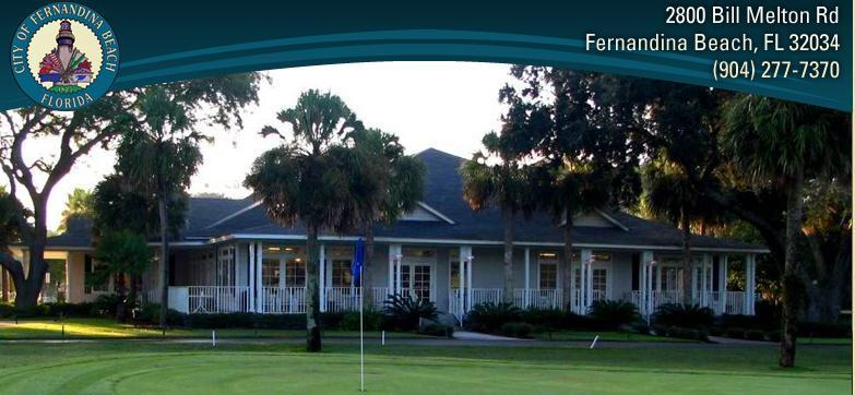 Fernandina Beach Golf Club - Reception Sites, Attractions/Entertainment - 2800 Bill Melton Rd, Fernandina Beach, FL, 32034