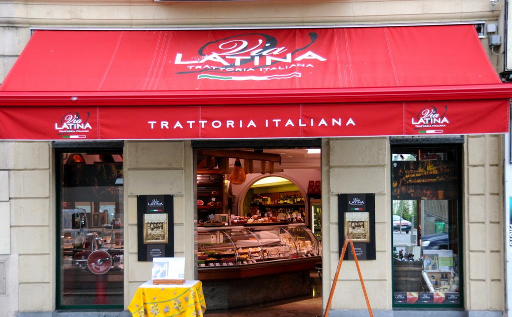 Via Latina Boutique - Shopping - 12 Boulevard Jean Jaurès, Nicea, Prowansja-Alpy-Lazurowe Wybrzeże, 06300