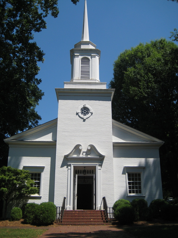 Avondale Presbyterian Church - Ceremony Sites - 2821 Park Rd, Charlotte, NC, 28209