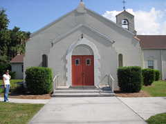 Anona United Methodist Church - Ceremony - 13233 Indian Rocks Rd, Largo, FL, 33774