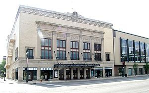 Max M. Fisher Music Center - Reception Sites, Ceremony Sites - 3711 Woodward Ave, Detroit, MI, 48201