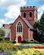 Emmanuel Memorial Episcopal Church - Ceremony - State, University, Champaign, Illinois, 61820
