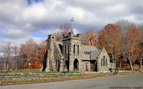 All Soul's Church - Ceremony Sites - County Road 23C & County Road 25, Jewett, NY, 12424