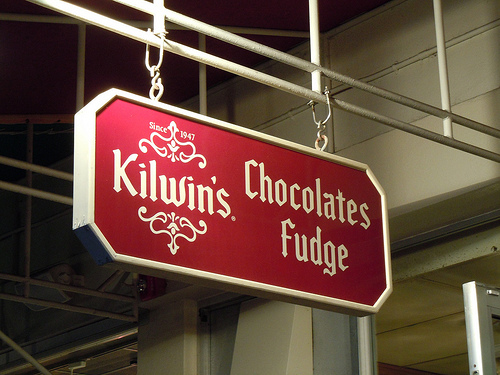 Kilwin's Chocolate & Ice Cream - Restaurants, Attractions/Entertainment - 312 John Ringling Boulevard, Sarasota, FL, United States
