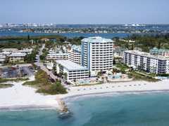 Lido Beach Resort - Beaches  - 700 Ben Franklin Drive, Sarasota, Florida, 34236, USA