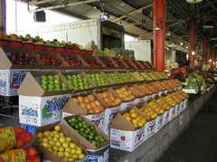 Dallas Farmer's Market - Attraction - 1010 South Pearl Expressway, Dallas, TX, United States