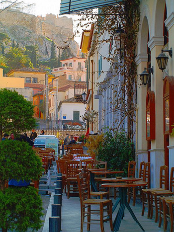 Quartier De Plaka - Hotels/Accommodations -