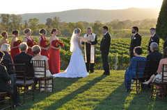 Breaux Vineyards - Ceremony - 36888 Breaux Vineyards Ln, Purcellville, VA, 20132