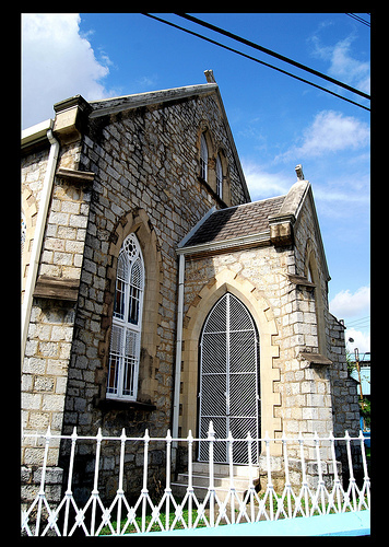 Methodist Church - Ceremony Sites - Tranquility, St Clair, St George