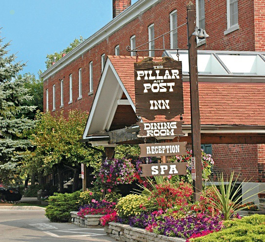 Pillar And Post Hotel - Reception - Ceremony Sites, Hotels/Accommodations, Reception Sites - 48 John Street West, Niagara on the Lake, ON, Canada