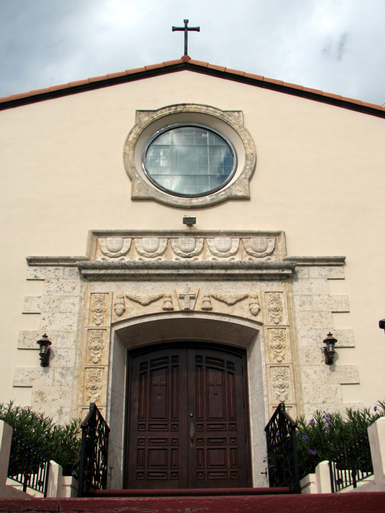 Saint Francis De Sales Catholic Church - Ceremony Sites - 600 Lenox Ave, Miami Beach, FL, 33139