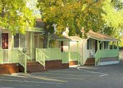 Euro Spa & Inn - Hotels - 1202 Pine Street, Calistoga, CA, United States