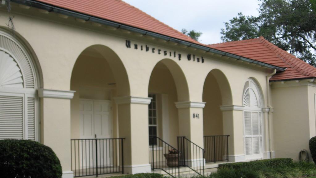 The University Club Of Winter Park - Reception Sites, Ceremony Sites - 841 N Park Ave, Orange County, FL, 32789