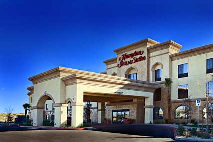 Hampton Inn & Suites Lancaster - Hotels/Accommodations - 2300 Mall Loop Road, Lancaster, CA, United States