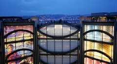 MAMAC - Atrakcje kulturalne - Place Yves Klein, Nice, Provence-Alpes-Côte d'Azur, France