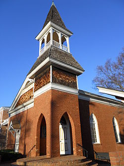 Auburn University Chapel - Ceremony Sites -