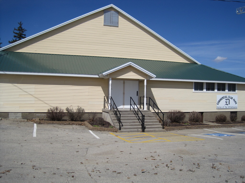 Commercial Club Park Pavilion - Reception Sites - Dyersville, IA, United States