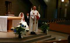 St Kenneth Church - Ceremony - 14951 North Haggerty Road, Plymouth, MI, United States