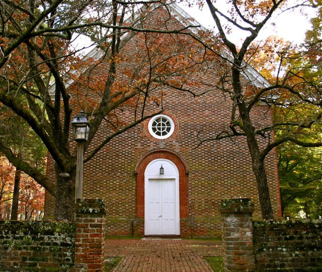 Ware Episcopal Church - Ceremony Sites -