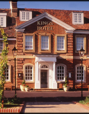 The Kings Hotel - Reception Sites - Stokenchurch, Buckinghamshire