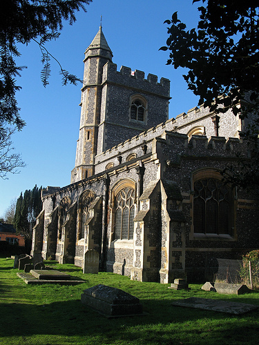 St Pauls Church - Ceremony Sites - Wooburn, Buckinghamshire