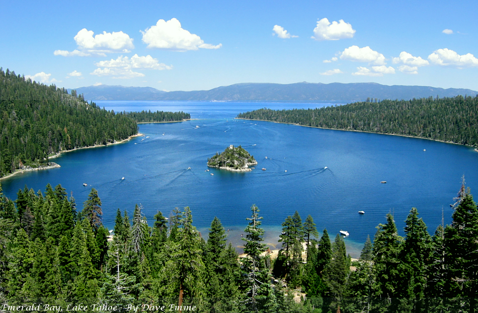 Emerald Bay - Photo Sites - Emerald Bay, CA 96150, Emerald Bay, California, US