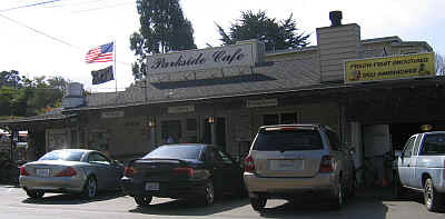 Parkside Cafe - Restaurants, Reception Sites - 43 Arenal Ave, Stinson Beach, CA, 94970