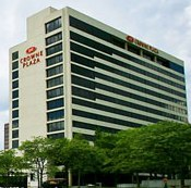 Crowne Plaza Toledo - Hotels/Accommodations, Reception Sites, Ceremony & Reception - 444 N. Summit St., Toledo, Ohio, 43604