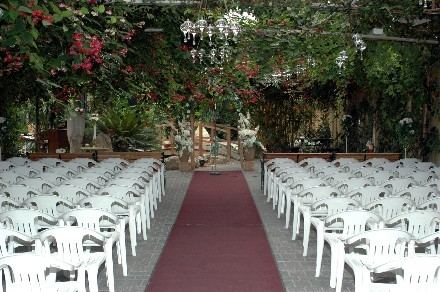 Madsen's Greenhouses - Ceremony Sites - Newmarket, ON