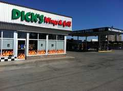 Dick's Wings and Grill - Reception - 16995 Yonge St, Newmarket, ON, L3Y 5V6