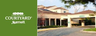 Courtyard By Marriott - Hotels/Accommodations - 1505 Lake Cook Rd, Highland Park, IL, 60035