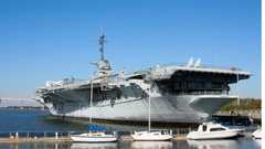 USS Yorktown - Walking Tours and Sites - 40 Patriots Point Rd, Mt Pleasant, SC, 29464, US