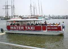 Charleston Water Taxi - Attractions - 10 Wharfside Street, Charleston, SC, United States