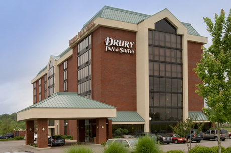 Drury Inn & Suites - Hotels/Accommodations - 610 E County Line Rd, Ridgeland, MS, 39213