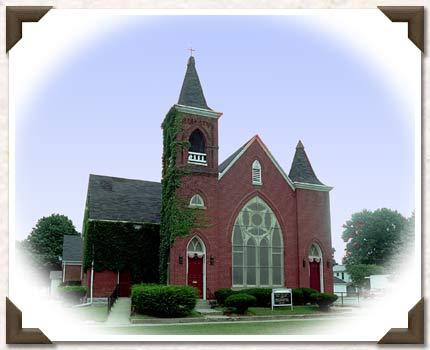 Morning Star Chapel - Ceremony Sites - 301 S Center St, Plainfield, IN, 46168, USA