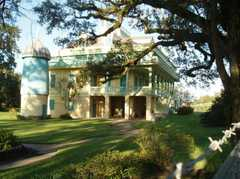 San Francisco Plantation - Attraction - 2646 Louisiana 44, Reserve, Louisiana, United States