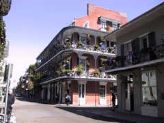 Royal Sonesta Hotel - Begue's - Attraction - 300 Bourbon St, New Orleans, LA, United States
