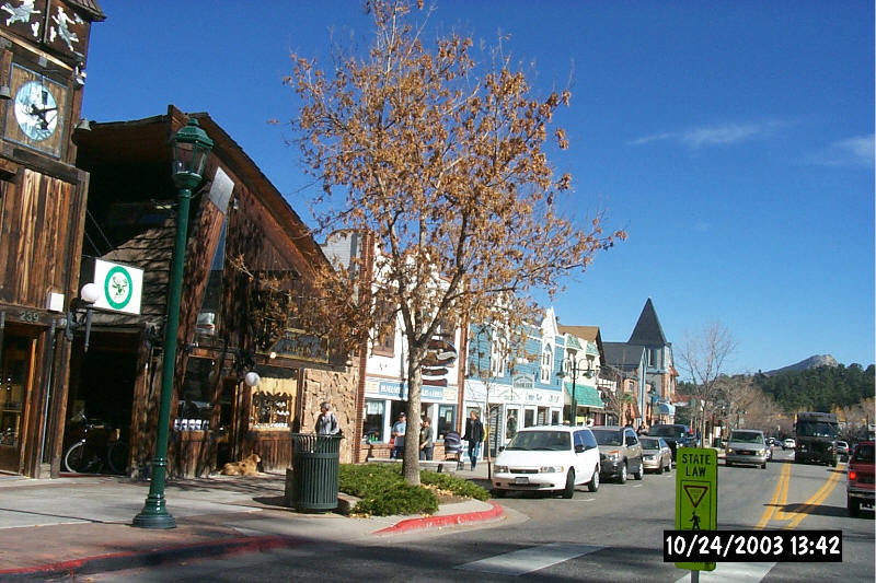 The Town Of Estes Park - Attractions/Entertainment - Estes Park, CO, Estes Park, Colorado, US