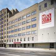 Mill City Museum - Attraction - 704 S 2nd St, Minneapolis, MN, United States