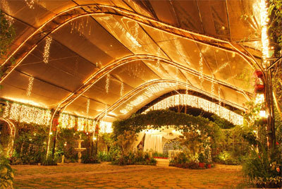 Blue Gardens Wedding And Events Venue - Reception Sites, Ceremony Sites - 28 Samonte Street via North Zuzuaregui Road, Commonwealth Avenue, Quezon City, Philippines