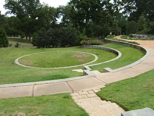 Fred Fletcher Park Ampitheatre - Attractions/Entertainment, Ceremony Sites - 802 Clay St, Raleigh, NC, 27605