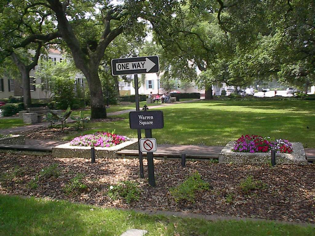 Warren Square - Ceremony Sites - Savannah, GA, United States