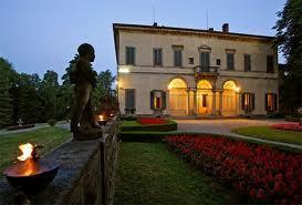 Villa Cassoli Pellegrini - Restaurants - Viale Brianza, 3, Arcore, Lombardia, 20043