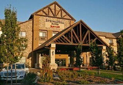 Springhill Suites Temecula Valley Wine Country - Hotels/Accommodations - 28220 Jefferson Avenue, Temecula, CA, United States